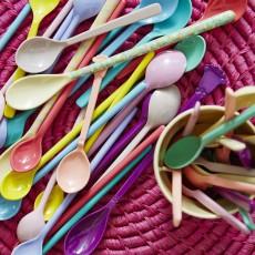 Rice Set di 6 cucchiai Go for de fun-listing