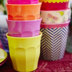 Rice Set of 6 Go for the fun cups-listing