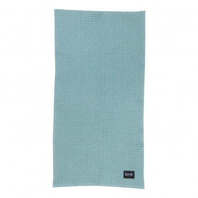Ferm Living Bath Towel - Blue Gray - 70x140cm-product