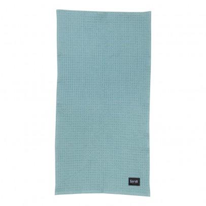 Ferm Living Toalla de baño - Azul grisáceo - 70 x 140 cm-product