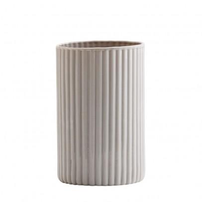 Madam Stoltz Vase ligne-listing