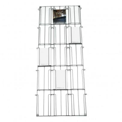 Madam Stoltz Porta cartoline 31x97cm-listing