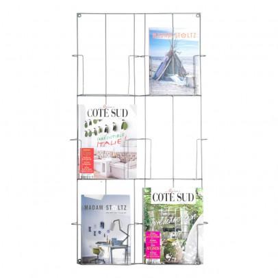 Madam Stoltz Porte magazines 53x97 cm-listing