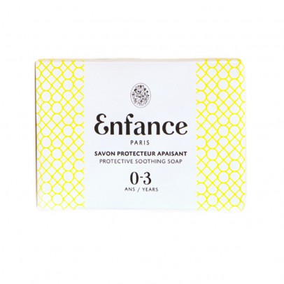 Enfance Paris Calming Protective Soap 0-3 years - Precious Paper 100g -listing