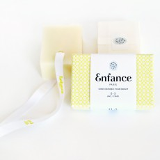 Enfance Paris Calming Protective Soap 0-3 years - Precious Box 100g -listing