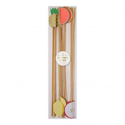 Meri Meri Fruit Mixing Stick - Set of 12-listing