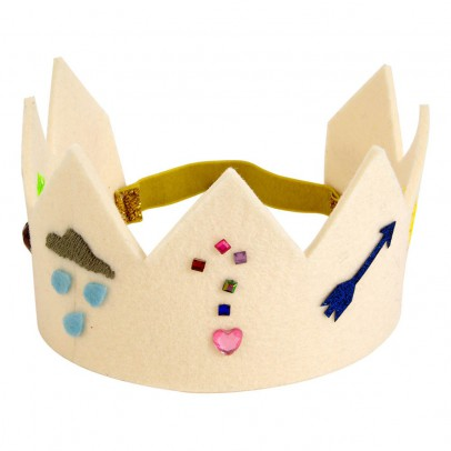 Meri Meri Felt Crown-product
