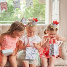 Meri Meri Liberty Betsy paper crown - Set de 8-product