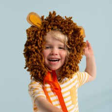 Meri Meri Lion's head costume-listing