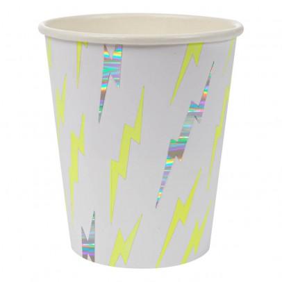 Meri Meri Lighting Paper Cups - Set of 8 -listing