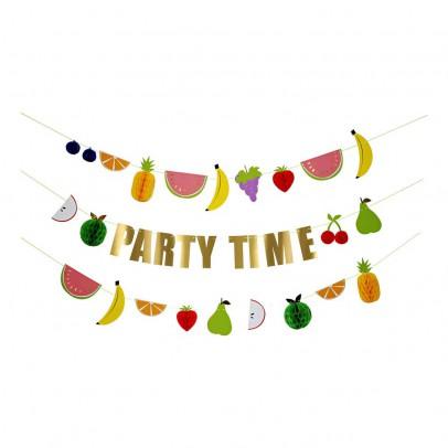 Meri Meri Guirlande Party Time fruits-listing
