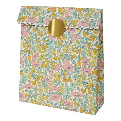 Meri Meri Pochettes cadeau à motif Liberty Poppy & Daisy - Set de 10-listing