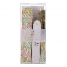 Meri Meri Rosaces en papier à motif Liberty Poppy & Daisy - Set de 6-listing