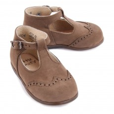 Little Mary François Nubuck Baby Shoes-listing