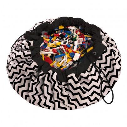 Play and Go Bag/Play mat - Zig zag-listing