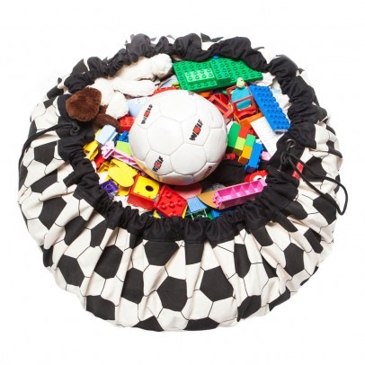 Play and Go Bag and Play carpet - Football-listing