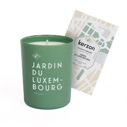 Kerzon Fragranced Candle and Sachet - Jardin du Luxembourg - 185 g-listing