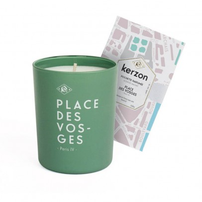 Kerzon Fragranced Candle and Sachet - Place des Vosges - 185 g-listing