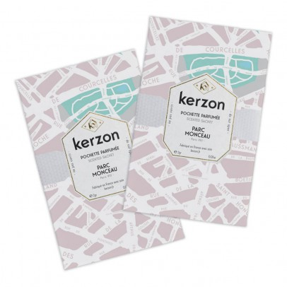 Kerzon Fragranced Sachet - Parc Monceau - Set of 2-listing