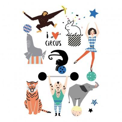 MIMI'lou Tatouages éphémères Cirque-listing