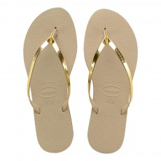 Havaianas You Metallic Flip Flops-listing