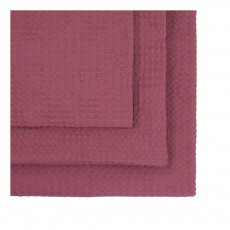 Numero 74 Set of 3 Honeycomb Towels --product