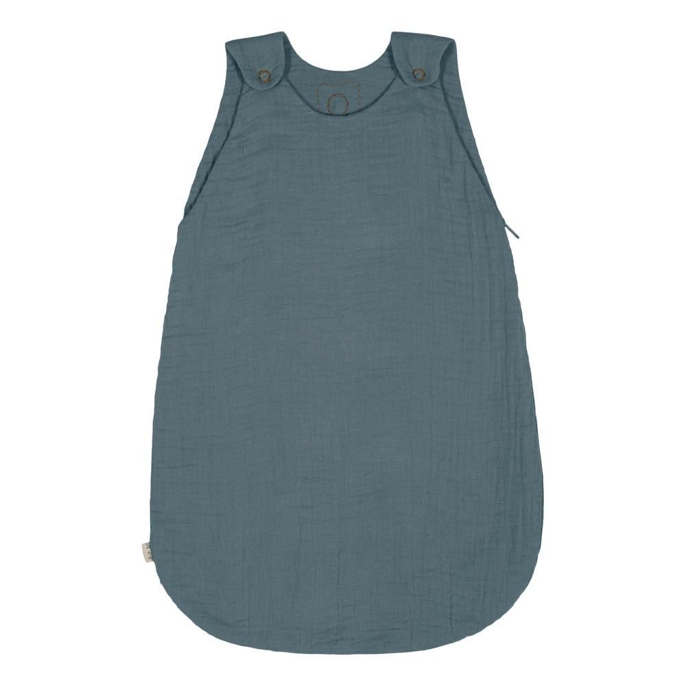 Leichter Babyschlafsack - blaugrau-product