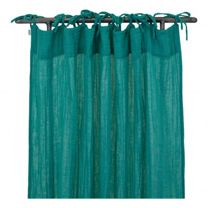 Numero 74 Curtain - Turquoise Blue-listing