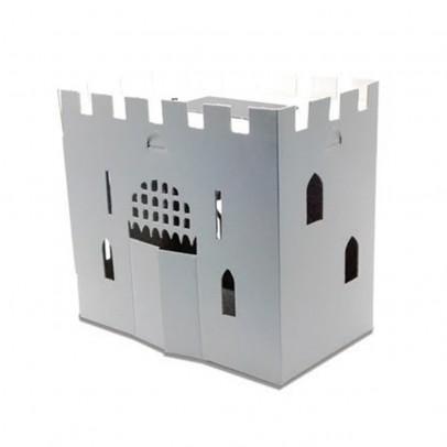 Litogami Schloss-Nachtlicht Solarenergie zum Zusammenbauen-listing