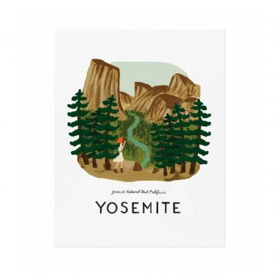 Rifle Paper Co Rifle Paper Yosemite Poster - 28x35 cm-listing