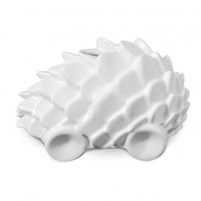 Petite friture Tirelire Wildcar en porcelaine et liège-listing