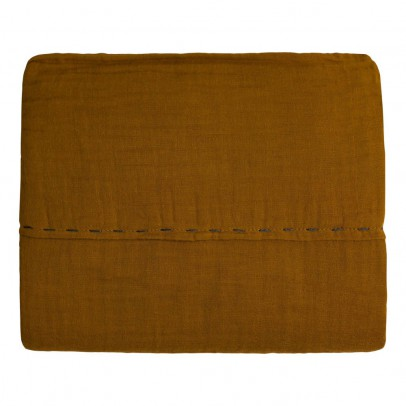Numero 74 Sábana o cortina para poner con pinzas - Amarillo mostaza-product