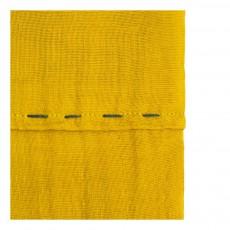 Numero 74 Sábana o cortina para poner con pinzas - Amarillo girasol-product