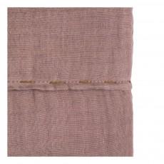 Numero 74 Sábana o cortina para poner con pinzas - Rosa envejecido-product
