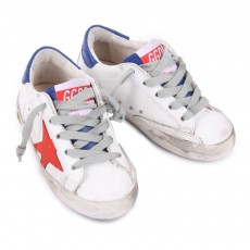 Golden Goose Zapatillas Superstar Rojo-listing
