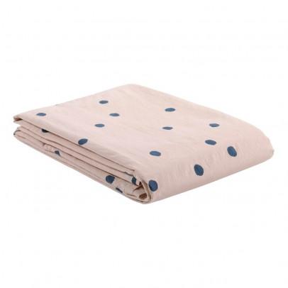 La cerise sur le gâteau Odette Grey Dots Duvet Cover-listing