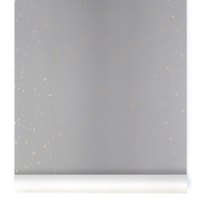 Ferm Living Carta da parati confetti oro-product