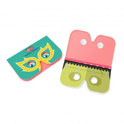 Luckies Carnet de 30 masques en papier-listing