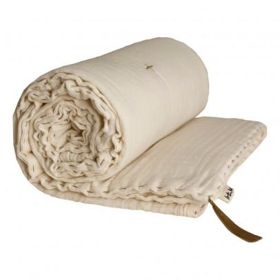 Numero 74 Wattierte Decke - naturfarben-product