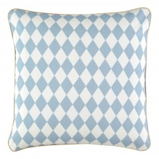 Nobodinoz Cotton cushion with diamonds -listing