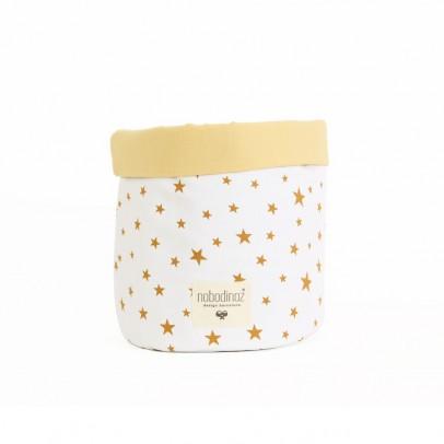 Nobodinoz Mambo basket with stars-listing