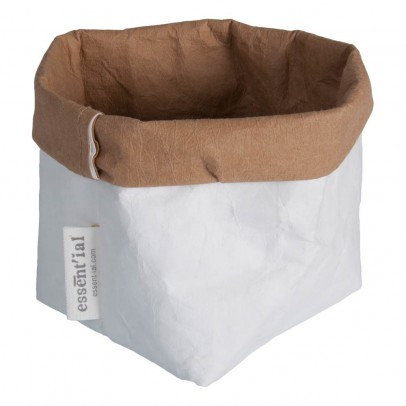 Essent'ial Farina Food Bag - White and natural-listing