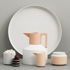 Normann Copenhagen Tarro con tapa D10 cm - Design Nicholai Wiig Hansen -listing