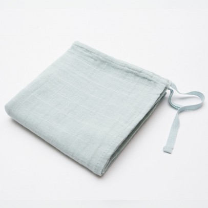 Moumout Eco Cotton Gauze Swaddle 60x60 with approval label-listing
