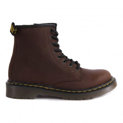 Dr Martens Leather Core Delaney zip boots-listing