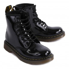 Dr Martens Core 1460 lacquered boots-listing