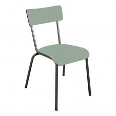 Les Gambettes Sedia adulto Suzie gambe grezze - Verde kaki-listing
