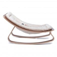Charlie Crane Transat Levo noyer - Blanc-listing