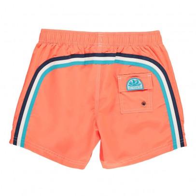 Sundek Uni Bande Three-Coloured Swim Shorts-listing