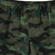Sundek Camouflage Bande Three-Coloured Swim Shorts-listing